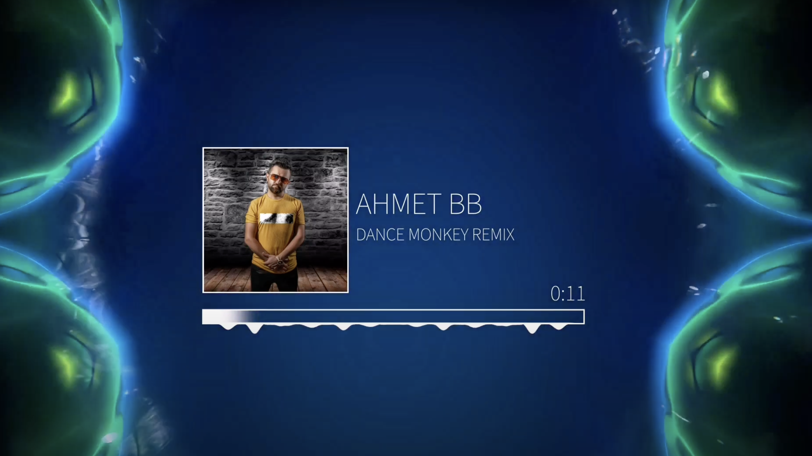 Ahmet BB -  Dance Monkey Remix