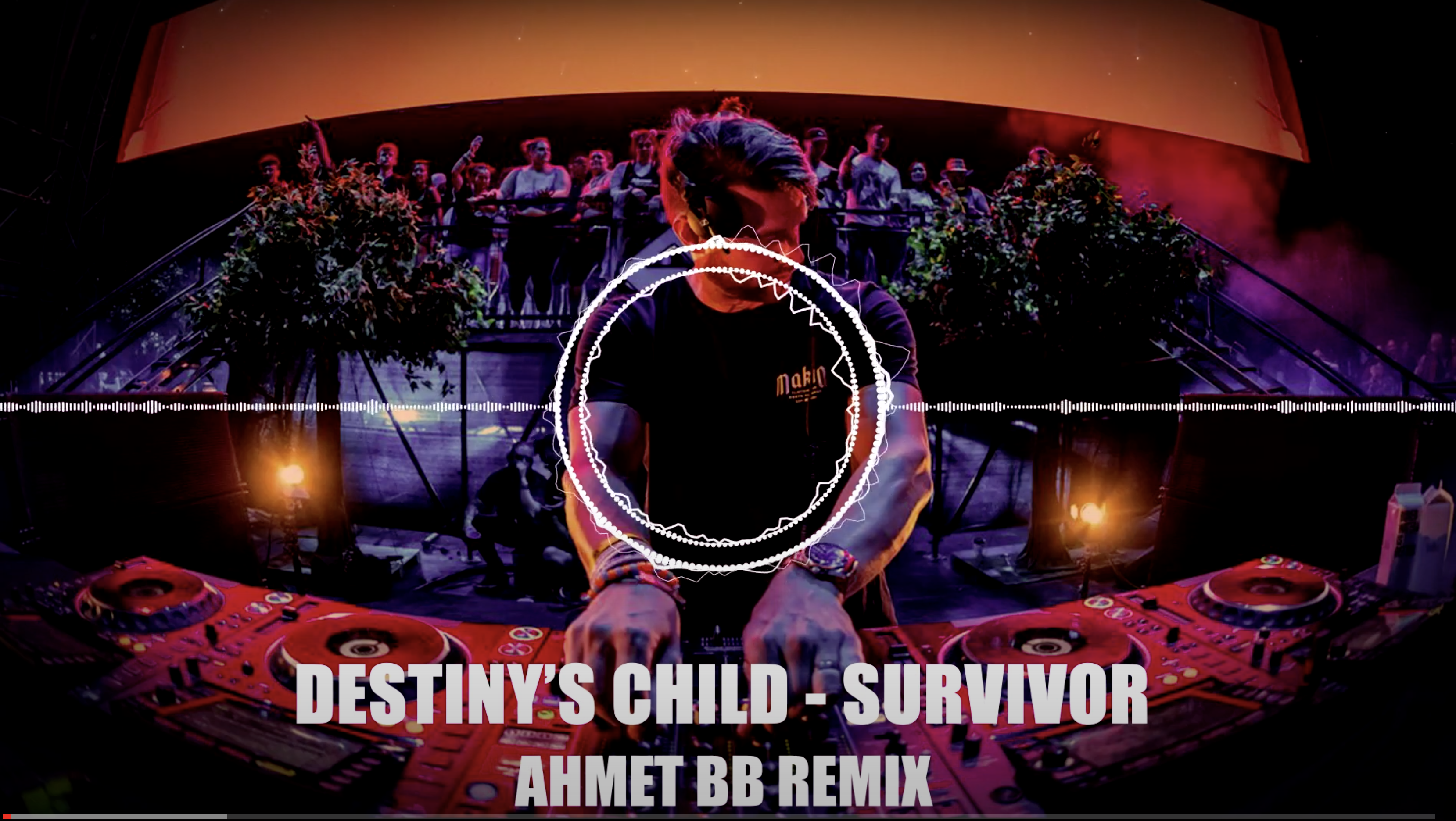 Ahmet BB - Survivor Remix